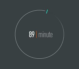 WP Downloads Per Minute